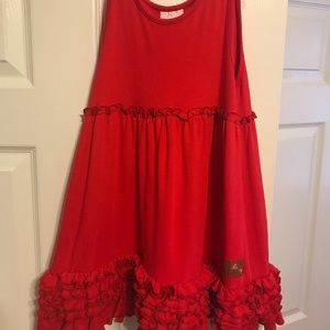 Millie Jay Rouched Dress